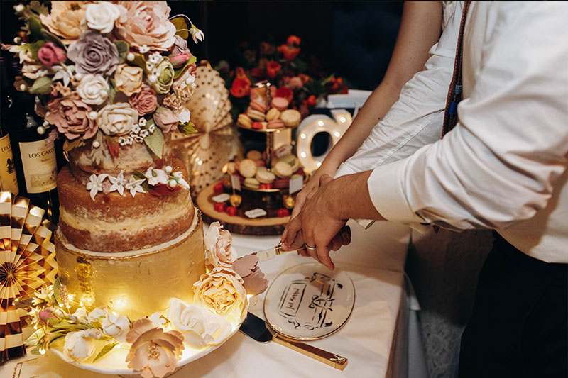 Catering specialists for weddings