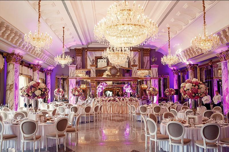 Sorprende a tus invitados con glamour y puro lujo