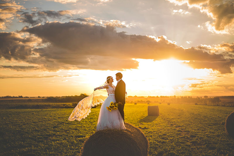 Fairy tale weddings only with us!